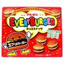 Mini Hamburguesas de Chocolate Everyburger