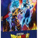 Dragon Ball Super Broly La Película Edición Bluray Metálica Coleccionista