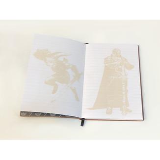 Libreta Flexi-Cover The Legend of Zelda Sage Symbols
