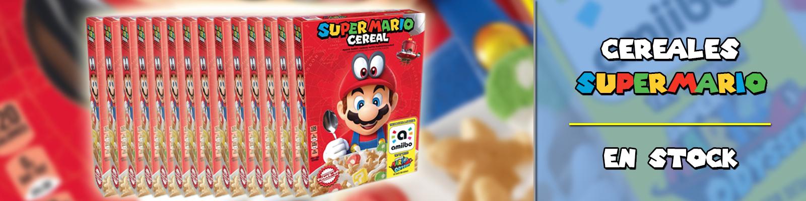 Cereales Supero Mario