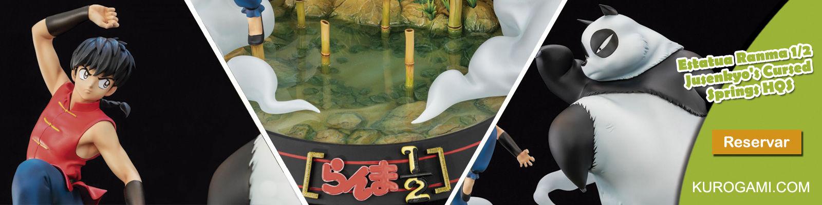 Estatua_Ranma_1/2_Jusenkyo's_Cursed_Springs_HQS
