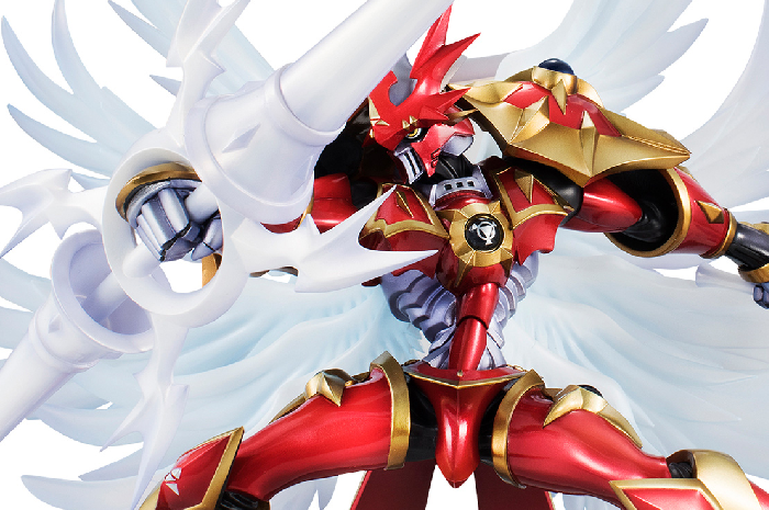 Dukemon Crimson Mode - G.E.M MegaHouse