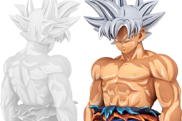Goku Ultra Instinct - Grandista Manga Dimensions