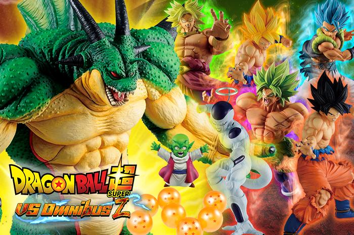 Dragon Ball   VS OMNIBUS Z