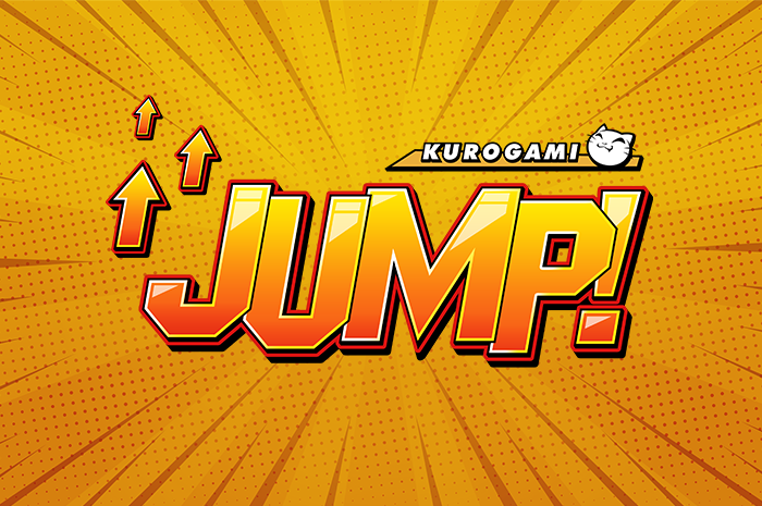 ¿Todavía no eres socio de Kurogami JUMP!?