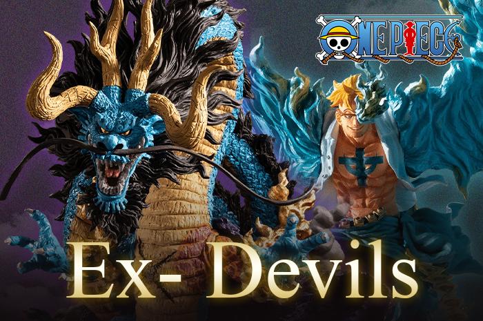 One Piece   EX-DEVILS