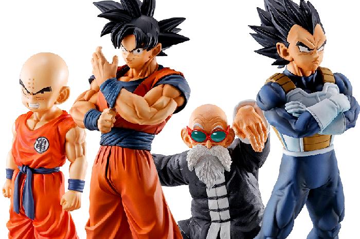 Dragon Ball Super Ichibansho - Strong Chains