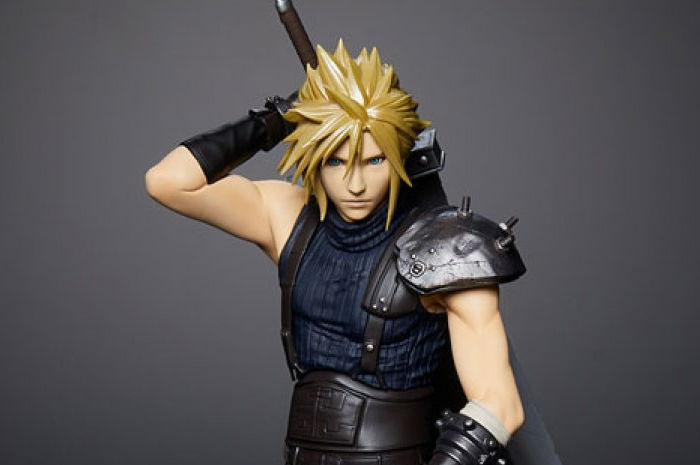 Figure Cloud Strife Final Fantasy VII Remake