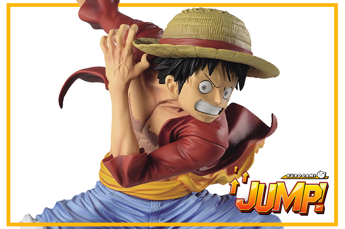 Monkey D Luffy One Piece Maximatic