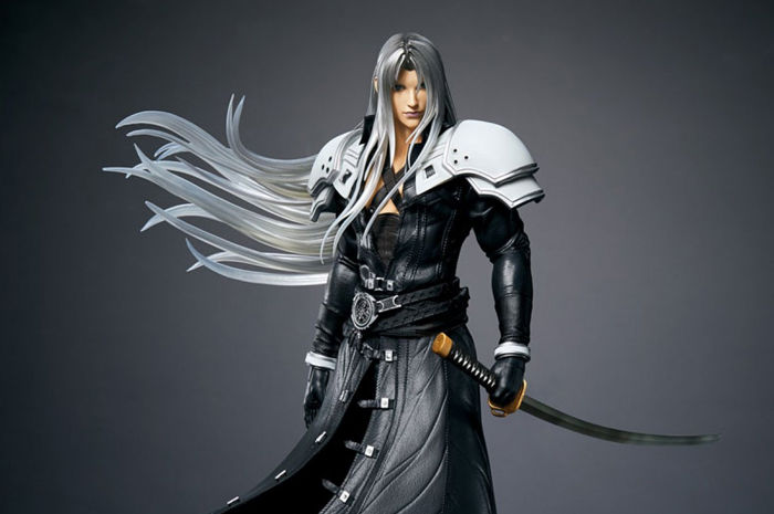 Figure Sephiroth Final Fantasy VII Remake