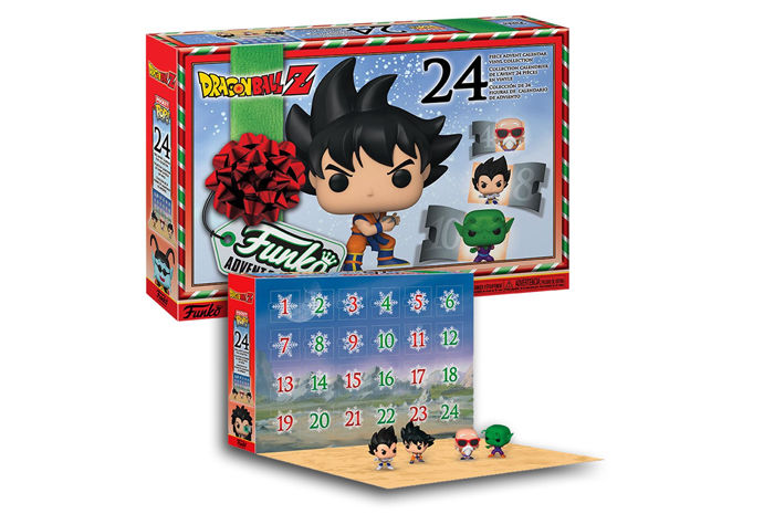 Calendario de Adviento Dragon Ball Z Pocket POP!