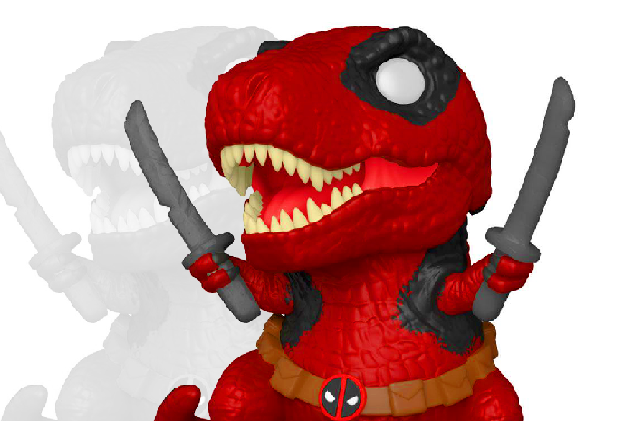 Funko Dinopool