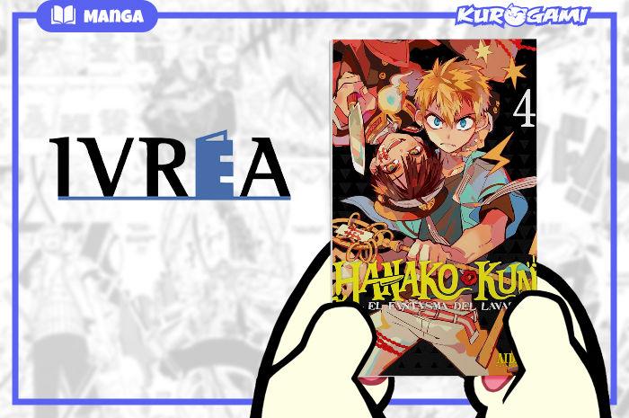 Ivrea: Hanako-kun: El Fantasma del Lavabo #03 (spanish)