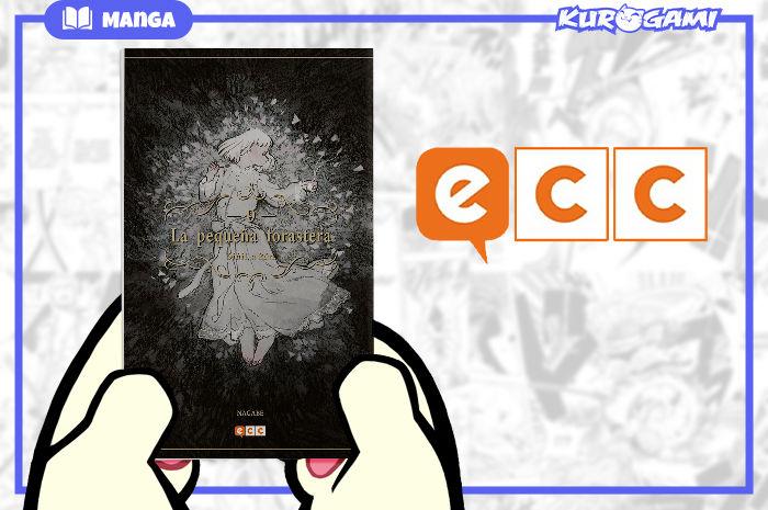 ECC Ediciones: La Pequeña Forastera #09
