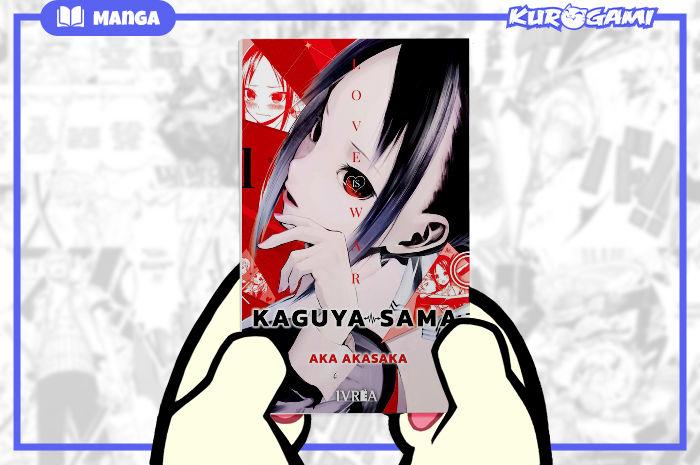 Ivrea: Kaguya-sama: Love Is War #01