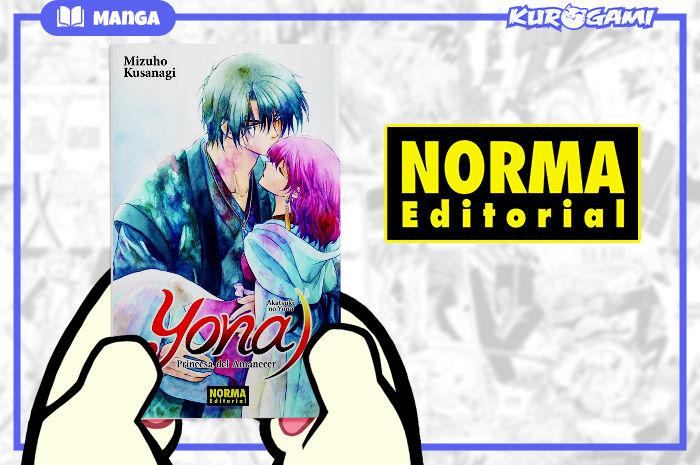 Norma Editorial: Yona La Princesa del Amanecer #30