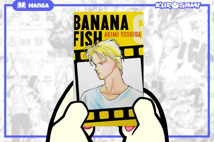Panini Manga: Banana Fish #06