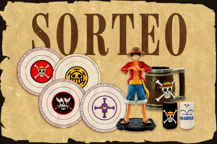 SORTEO PIRATA