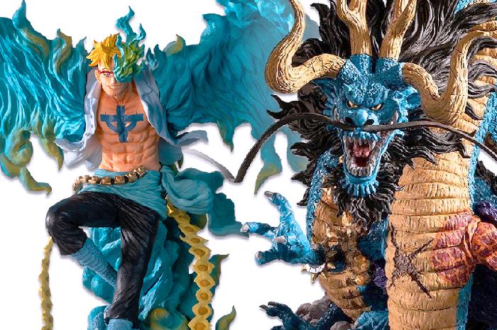 Kaido & Marco - Ichibansho EX Devils