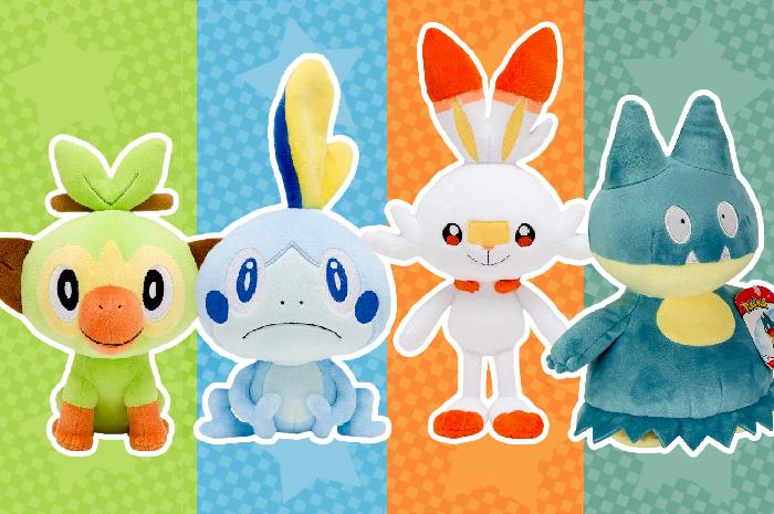 Pokémon 20 cms Plushies