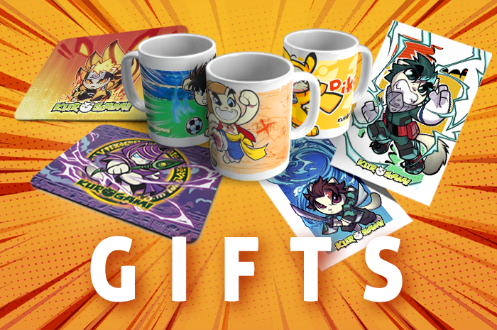 ALL JUMP! GIFTS AVAILABLE