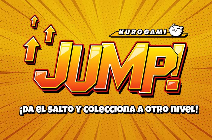 ¿Todavía no eres socio de Kurogami JUMP?