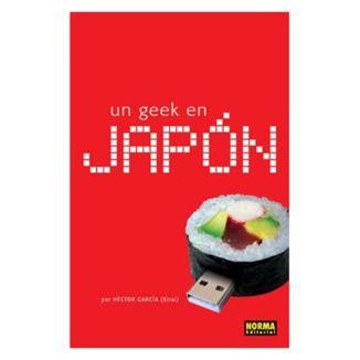 Un Geek en Japón (Spanish) Oficial Norma Editorial