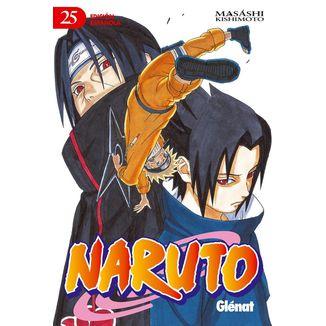 Naruto #25 Manga Oficial Planeta Comic