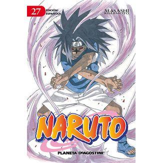 Naruto #27 Manga Oficial Planeta Comic