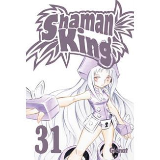 Shaman King #31 (Spanish)