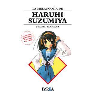 La melancolía de Haruhi Suzumiya (La novela)
