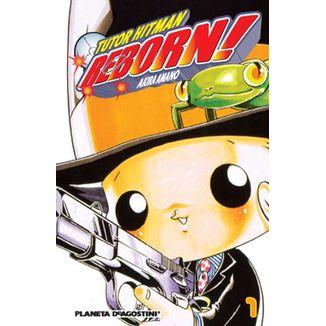 Tutor Hitman Reborn! #01