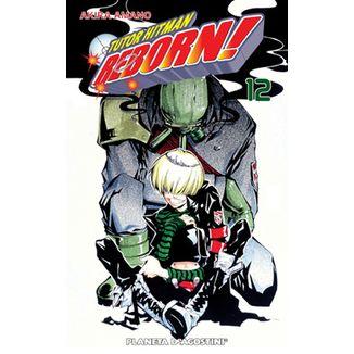 Tutor Hitman Reborn! #12