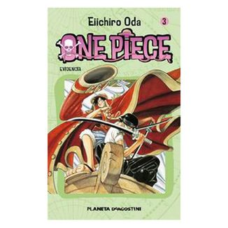 One Piece #03 Manga Oficial Planeta Comic