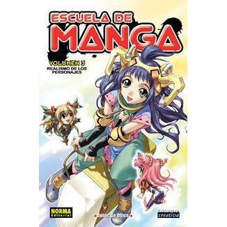 Escuela de Manga - Realismo