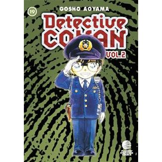 Detective Conan Vol 2 #19 (Spanish)