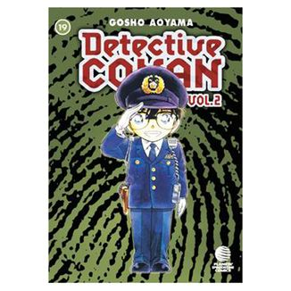 Detective Conan Vol 2 #19 Manga Oficial Planeta Comic (Spanish)