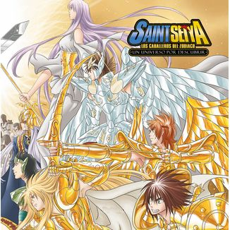 Saint Seiya - Un nuevo universo por Descubrir