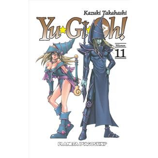 Yu Gi Oh! #11 Manga Oficial Planeta Comic