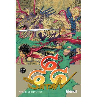 666 Satan #17 Manga Oficial Glenat