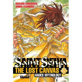 Saint Seiya The lost canvas #17 (Spanish)
