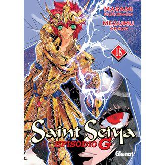 Saint Seiya Episodio G #18 (Spanish)