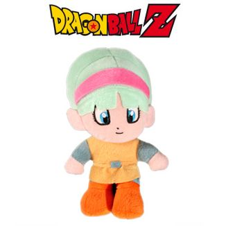Plush Doll Bulma (P) - Dragon Ball
