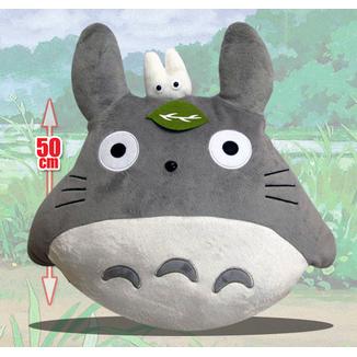 Cojín Totoro (Blanco)