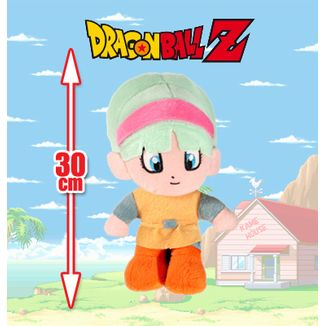Plush Doll Bulma (G) - Dragon Ball