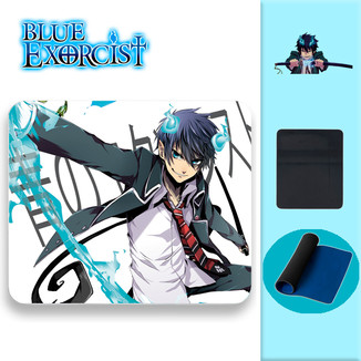Mouse pad - Blue Exorcist 03