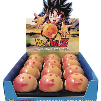 Caramelos Dragon Ball  Bolas Dragón