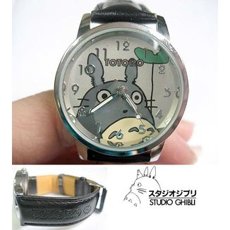 Reloj de Mi Vecino Totoro #2