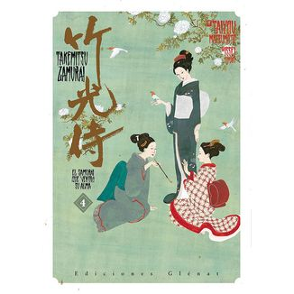 Takemitsu Zamurai #04 (Spanish)