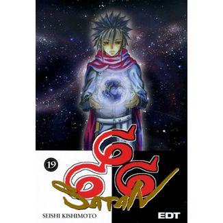 666 Satan #19 Manga Oficial Glenat